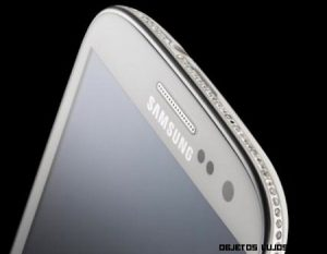 Nuevo Samsung con cristales Swarovski