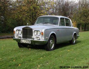 Subastado el Rolls Royce de Freddie Mercury