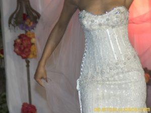 Vestido de novia de $12 millones