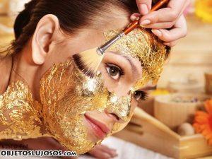 Beneficios de la mascarilla de oro