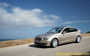 Inigualable BMW Serie 5 GT 550i
