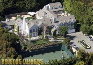Eva Longoria compra la mansión de Tom Cruise