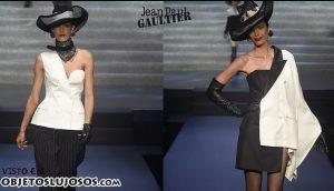 Nuevos trajes de Jean Paul Gaultier