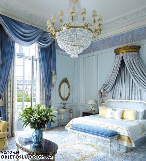 Dormitorios de lujo objetos lujosos - Fotos de habitaciones de lujo ...