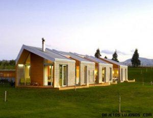 Residencias rurales a todo lujo