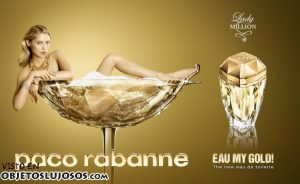 Nuevo perfume de Paco Rabanne