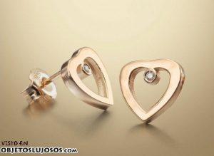 Pendientes de oro Tiramisu