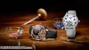 Jaquet Droz y sus dos relojes según el horóscopo