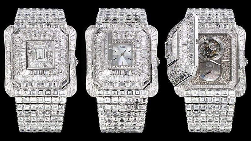 relojes más lujosos