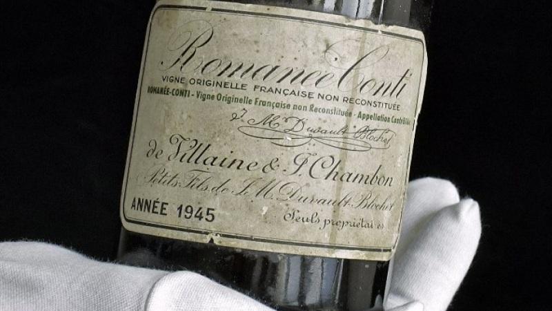 vinos más costosos