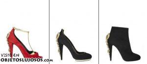 Nueva colección de calzado Cavalli
