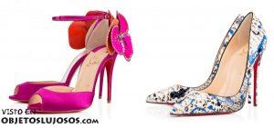 Nueva colección de zapatos Louboutin